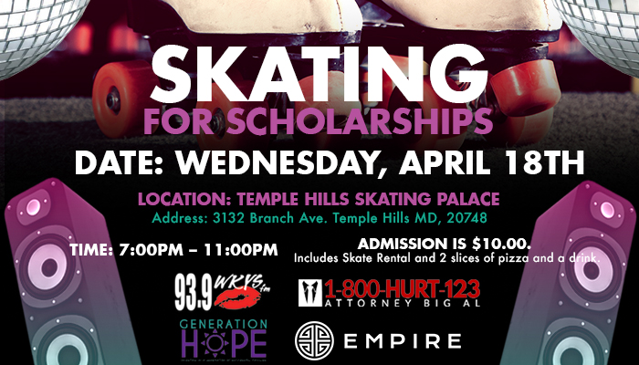 Skatingfor Scholarships
