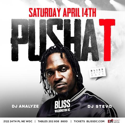 Bliss Pusha T