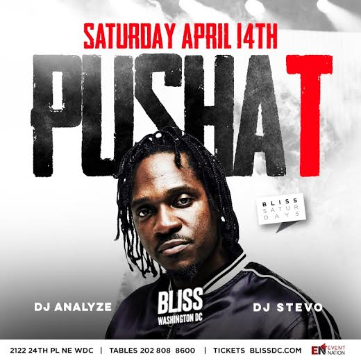 Bliss Pusha T
