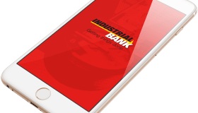 Industrial Bank App