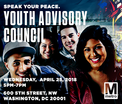 2018 Youth Advisory Council