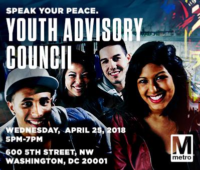 2018 Youth Advisory Council