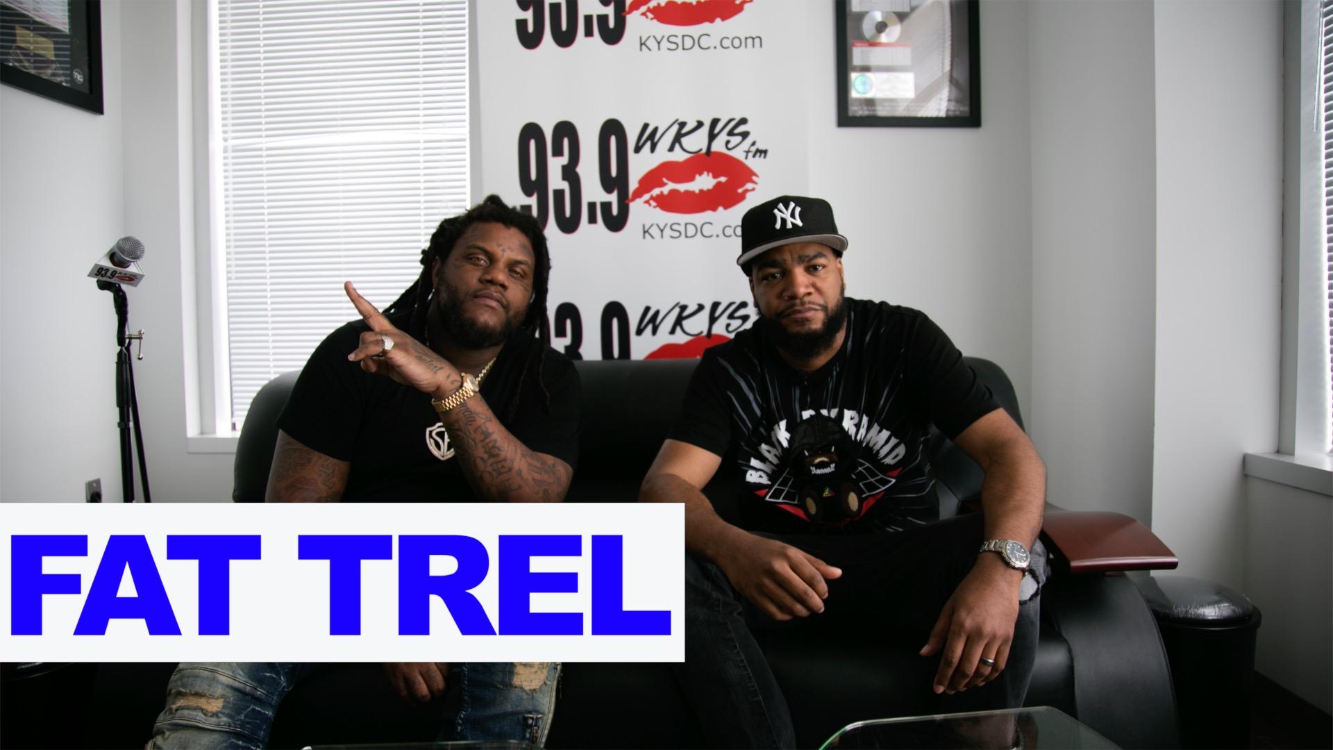 DJ Gemini Sits With Fat Trel