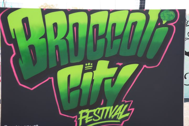 93.9 WKYS At The 2018 Broccoli City Festival