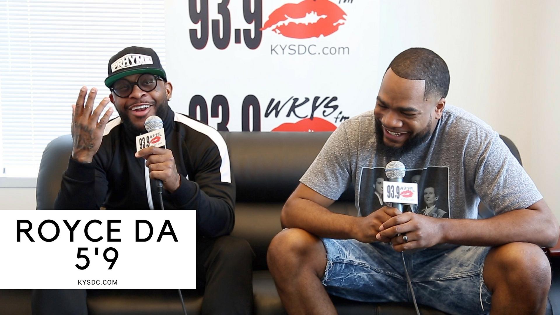 Royce Da 5'9 & DJ Gemini