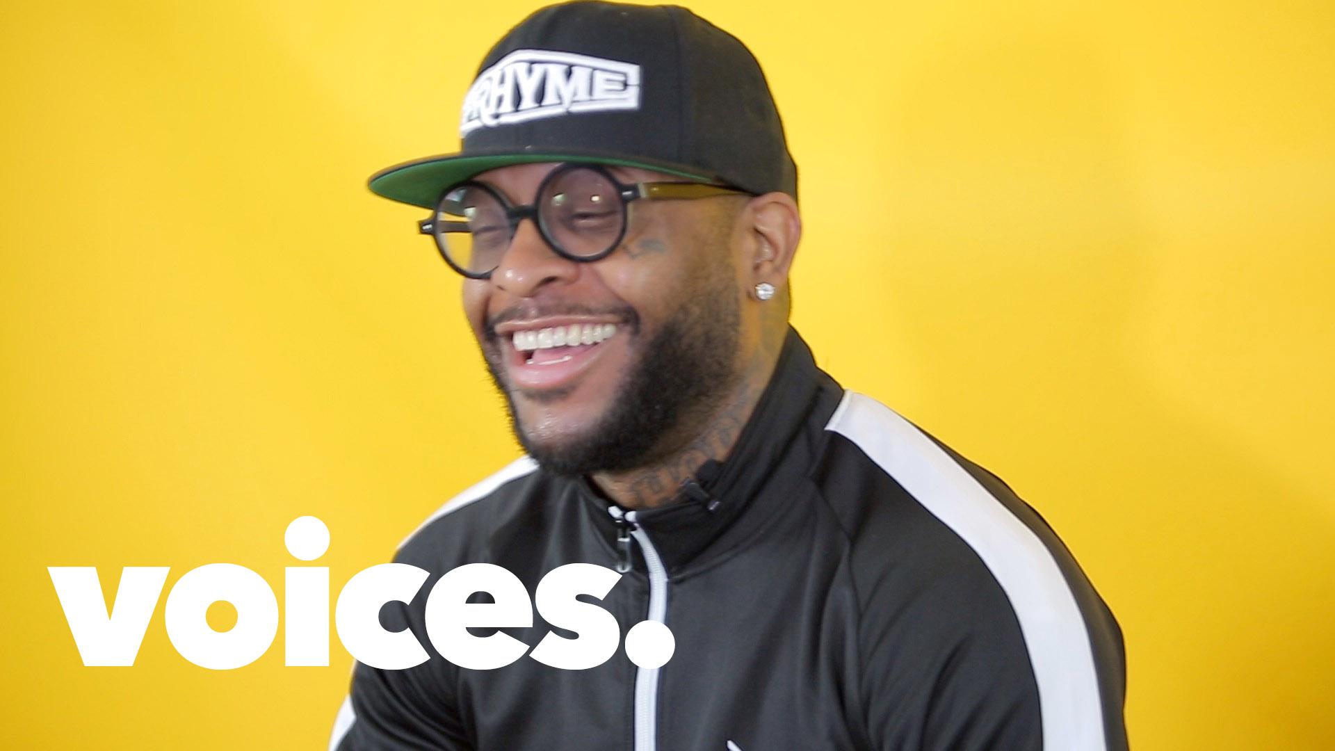 Voices Royce Da 5'9