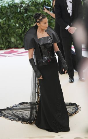 Heavenly Bodies: Fashion & The Catholic Imagination Costume Institute Gala - Red Carpet