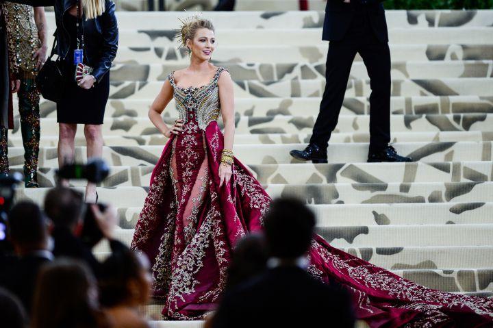 Heavenly Bodies: Fashion & The Catholic Imagination Costume Institute Gala - Street Sightings