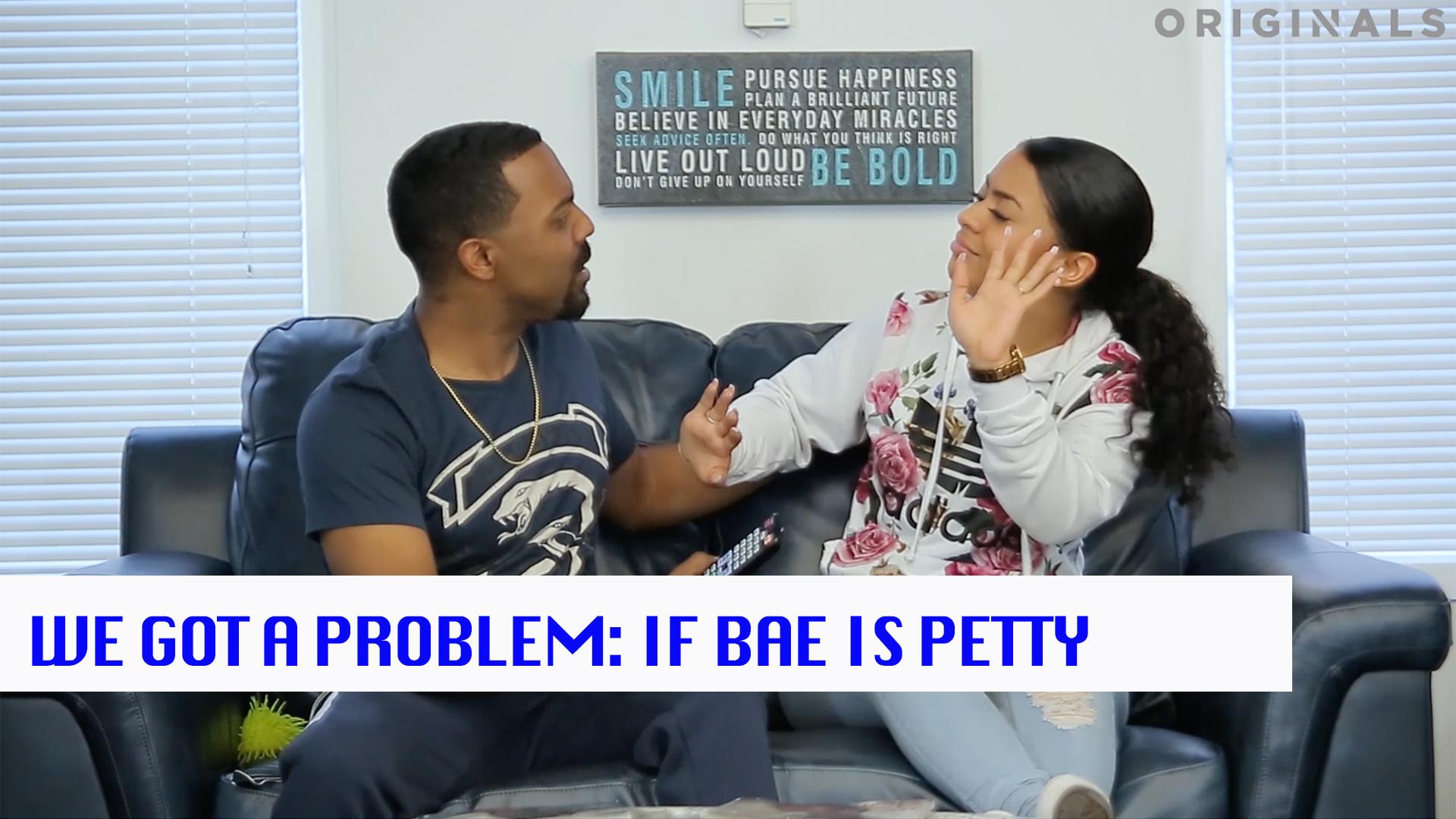 We Got A Problem