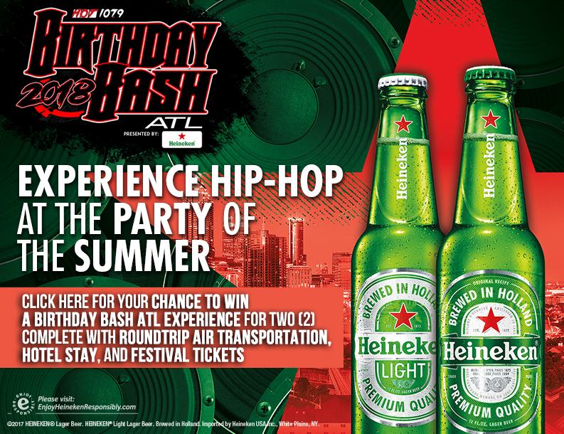 Heineken Birthday Bash