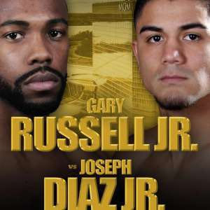 Gary Russell Jr. Vs. JoJo Diaz