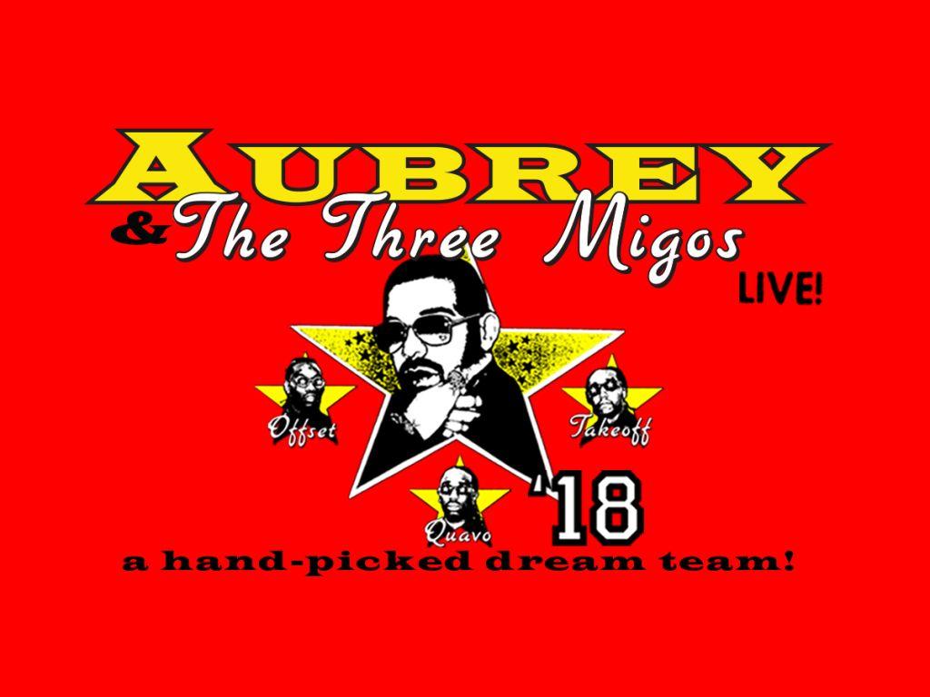 Aubrey & The Three Migos Tour