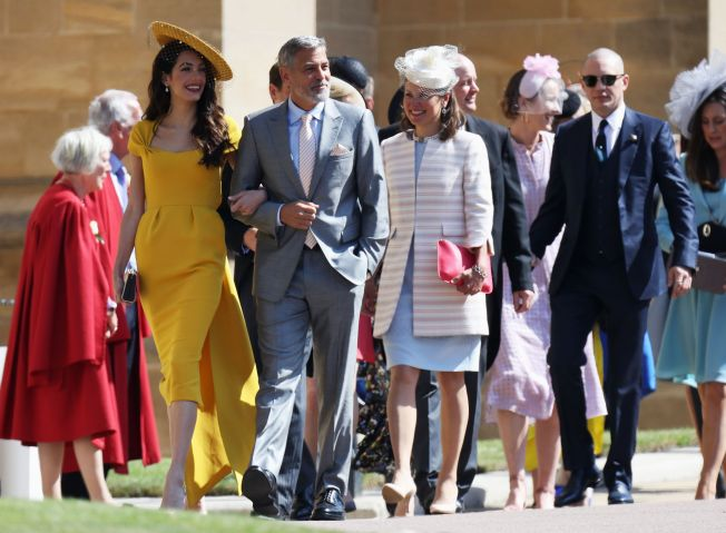 BRITAIN-US-ROYALS-WEDDING-GUESTS