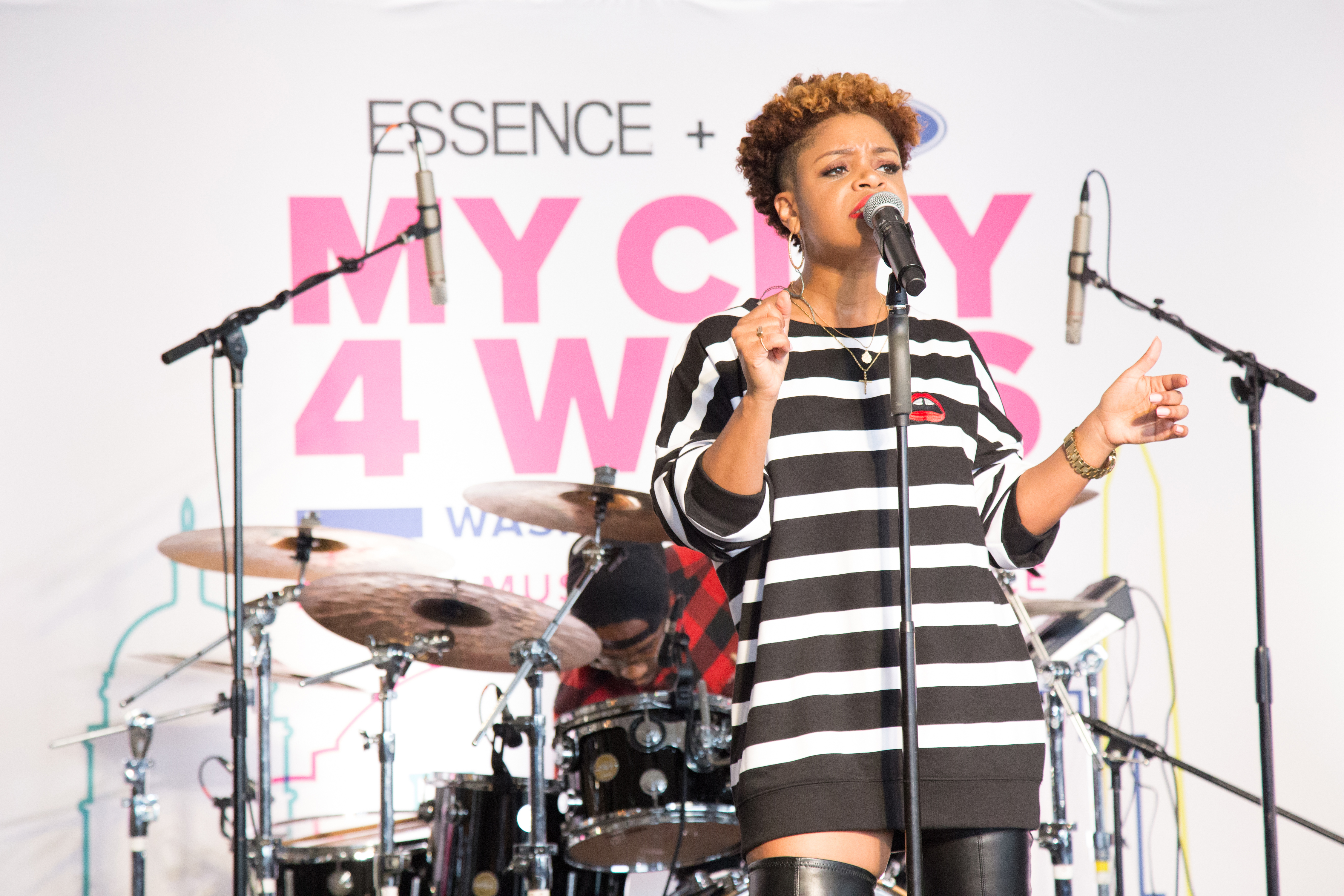 ESSENCE and Ford 'My City 4 Ways' Washington D.C.