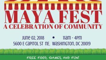 "Maya Angelou Schools Present ""Maya Fest"" A Celebration Of Community!"