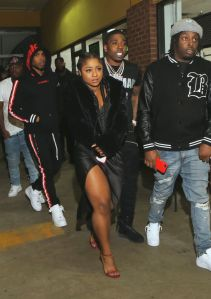 YFN Lucci And Girlfriend Reginae Carter Detained For Hours