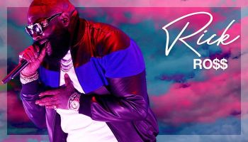 Black Music Month Spotlight: Rick Ross