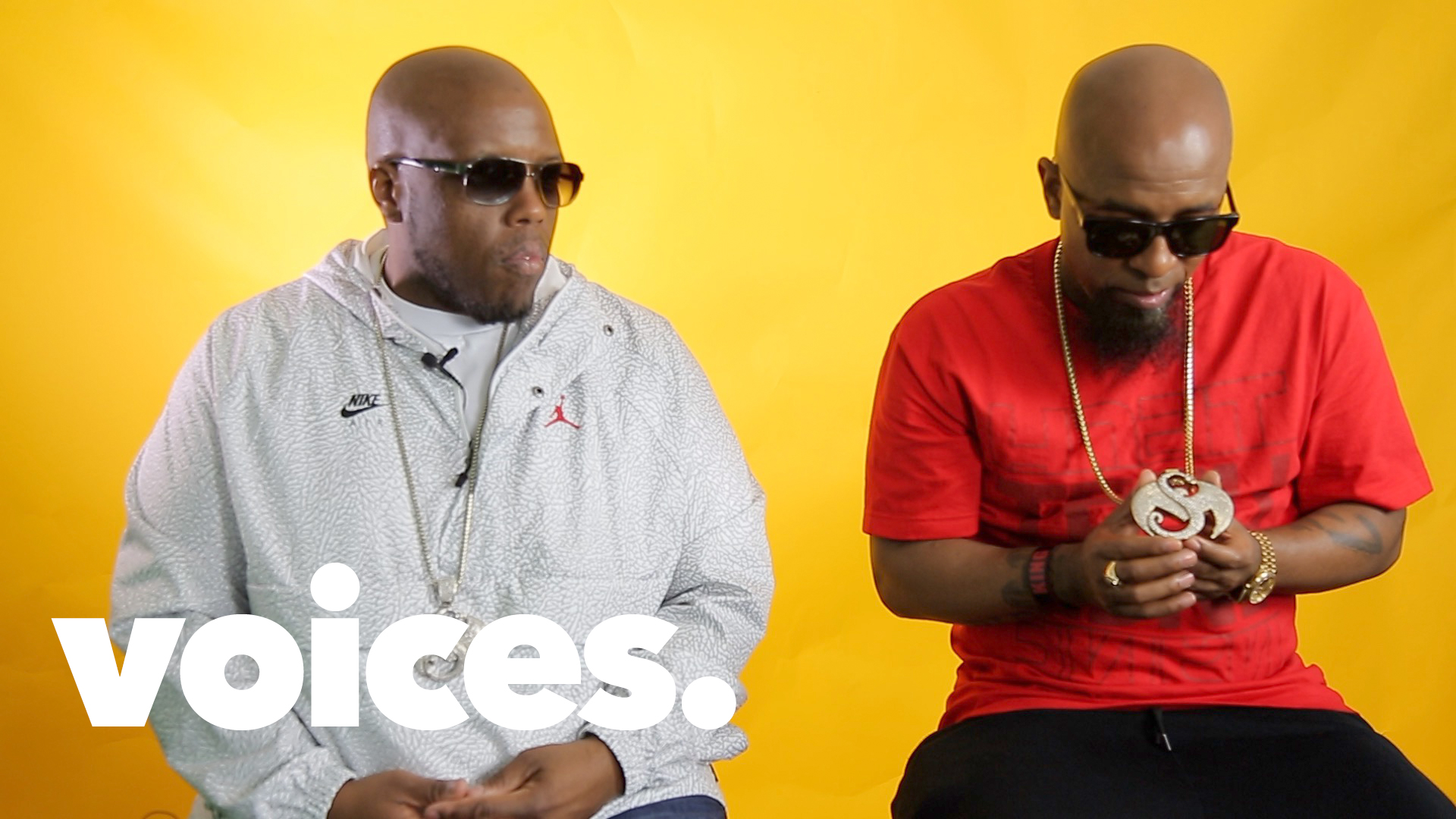 Voices: Tech N9ne & Krizz Kaliko