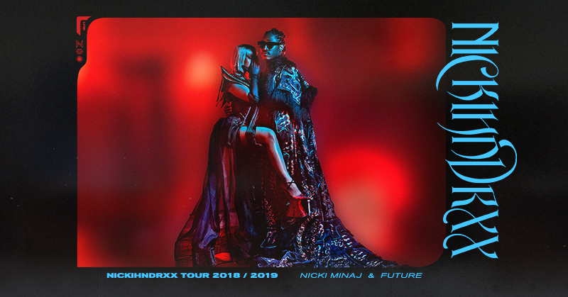 NICKIHNDRXX Tour