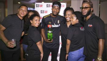 Tanqueray Takeover With Stix Watts