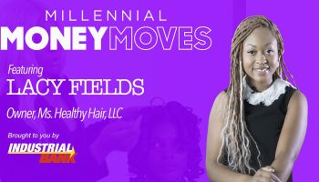 Millennial Money Moves With Lacy Fields