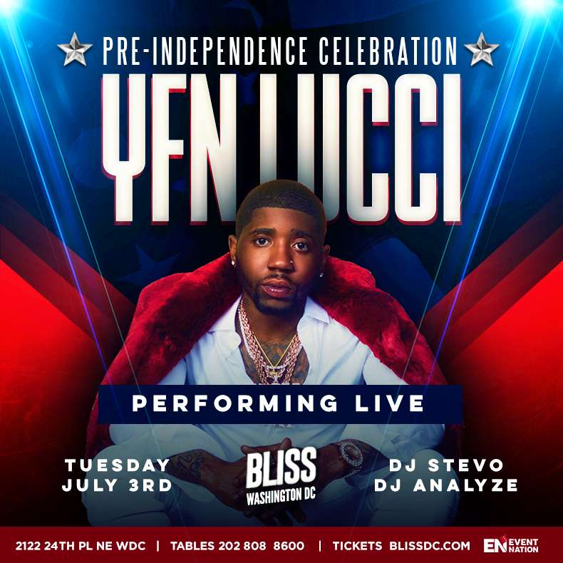 YFN Lucci At Bliss