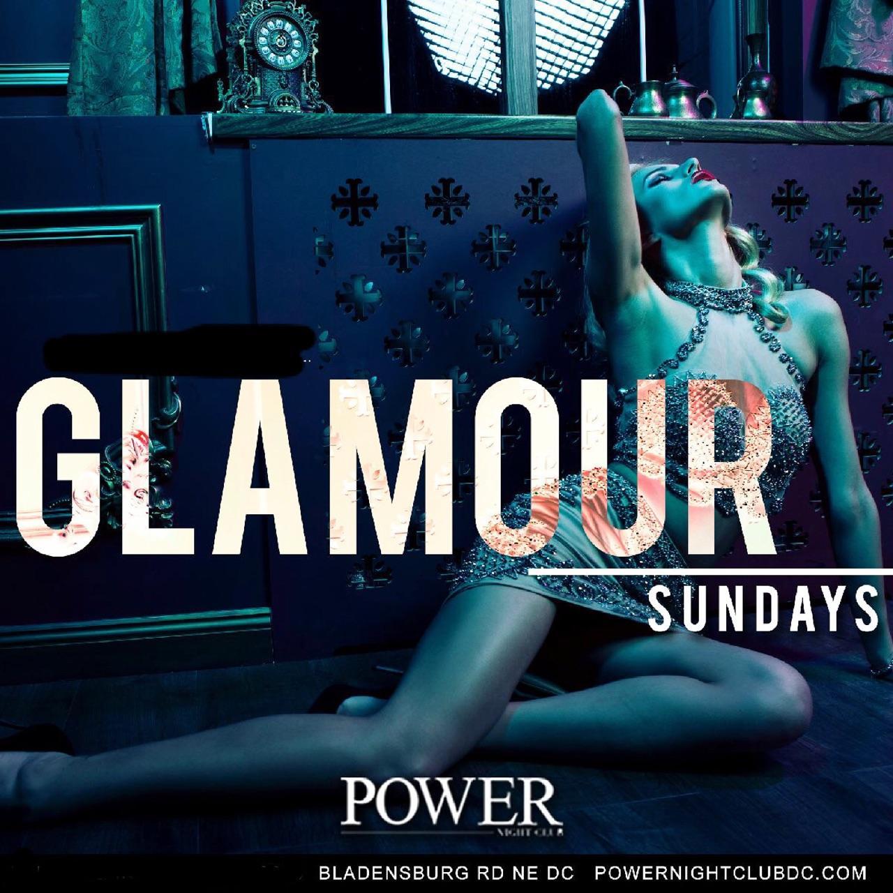 Power Sunday, Power Night Club, Washington, D.C.