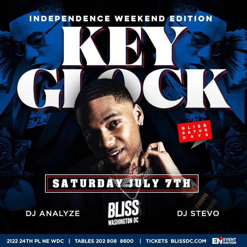 Key Glock - Independence Weekend Edition