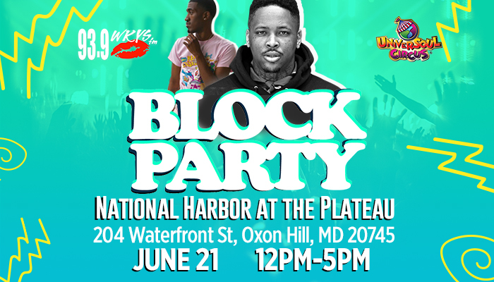 July WKYS Block Party