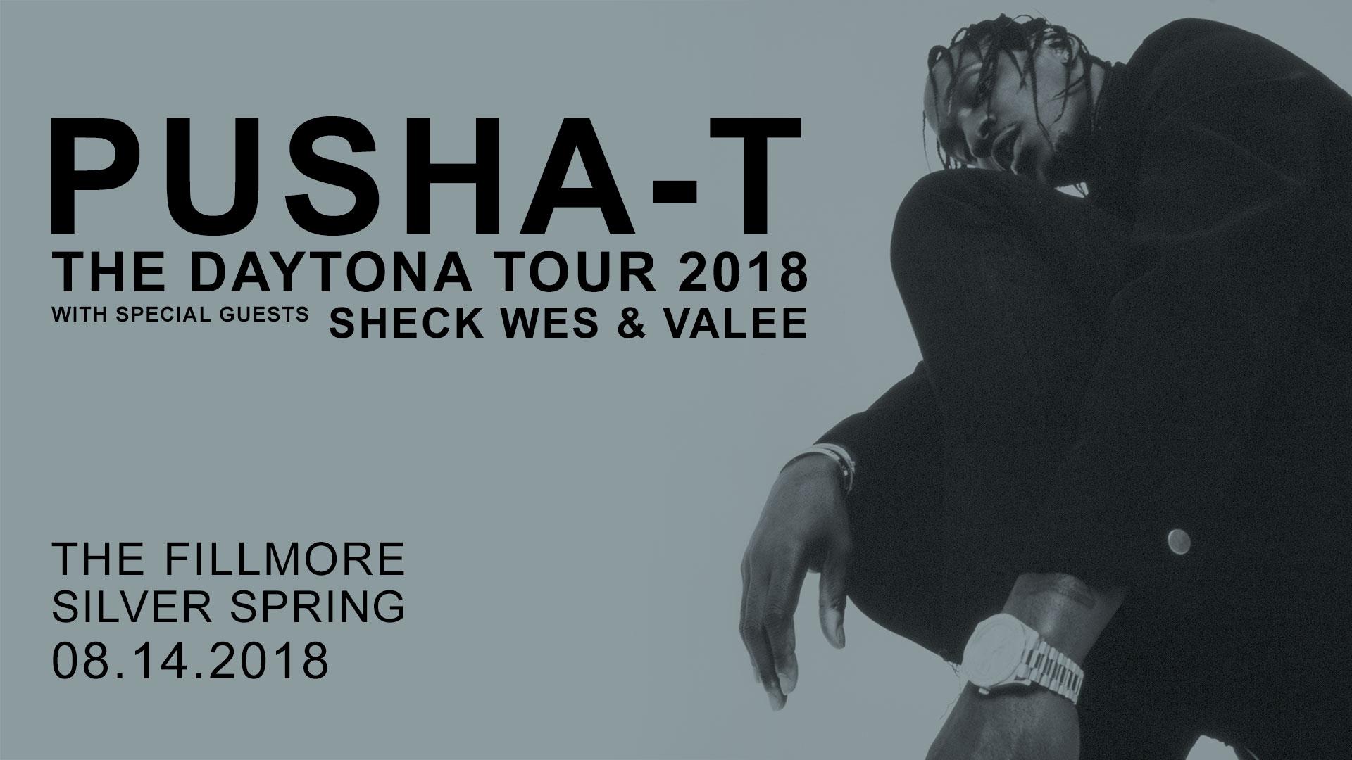 """Pusha T """"Daytona Tour"""" Live At The Fillmore"""