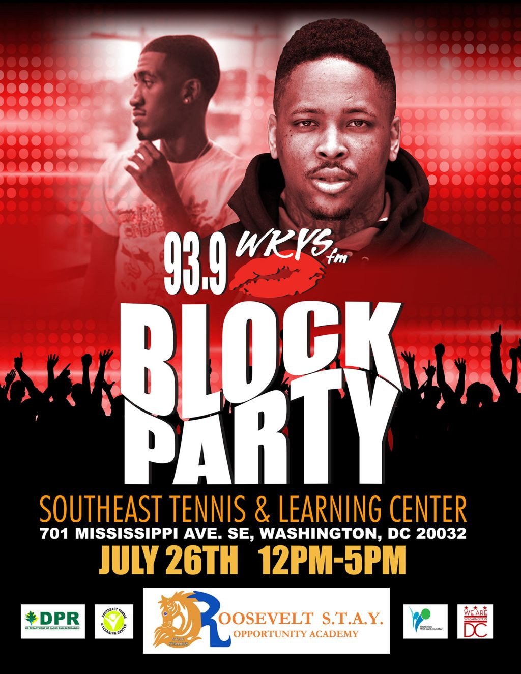 93.9 WKYS 2018 Block Party