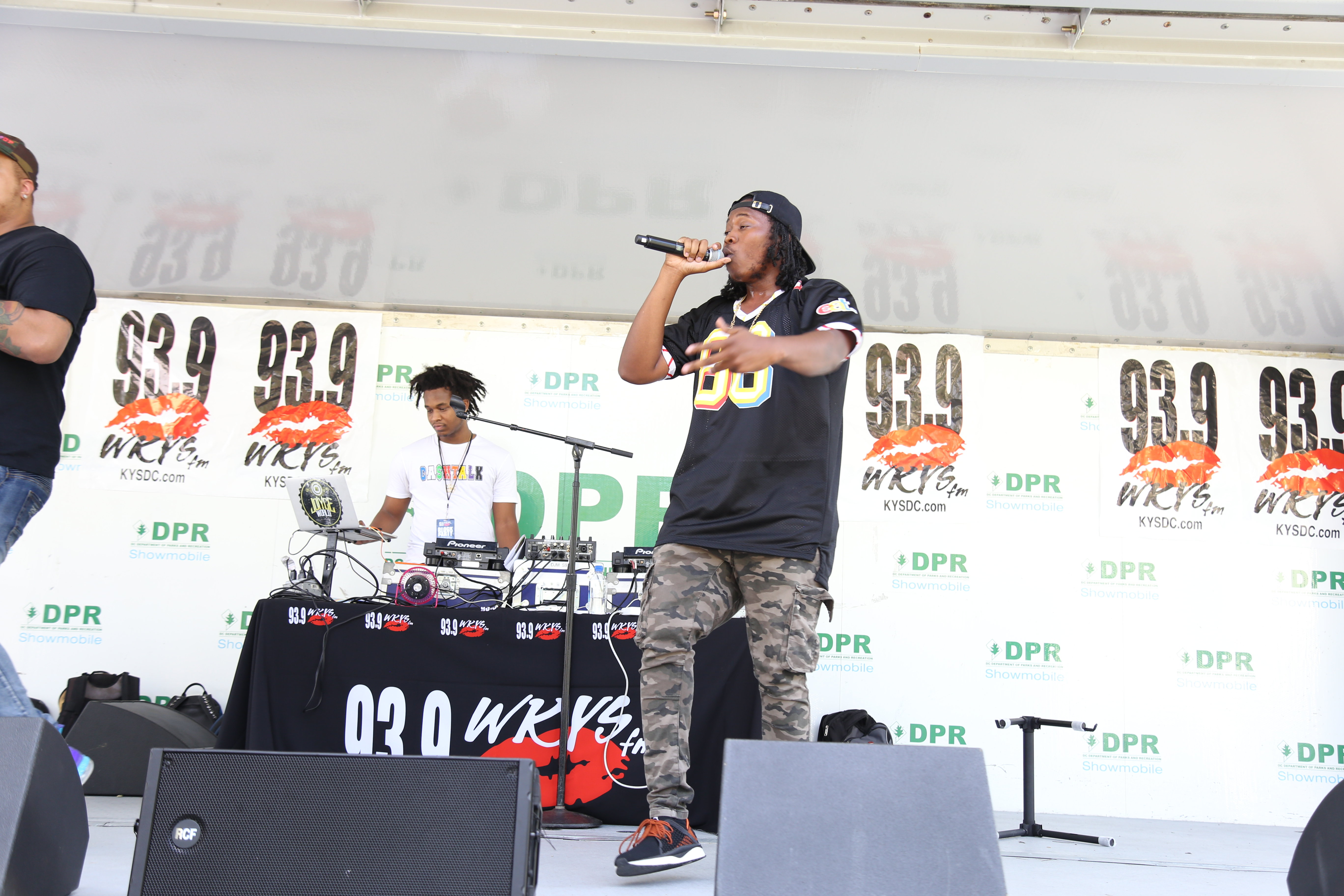 Noochie At The July 2018 KYS Block Party