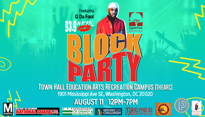 The KYS Block Party Featuring HoodCelebrityy & Q Da Fool