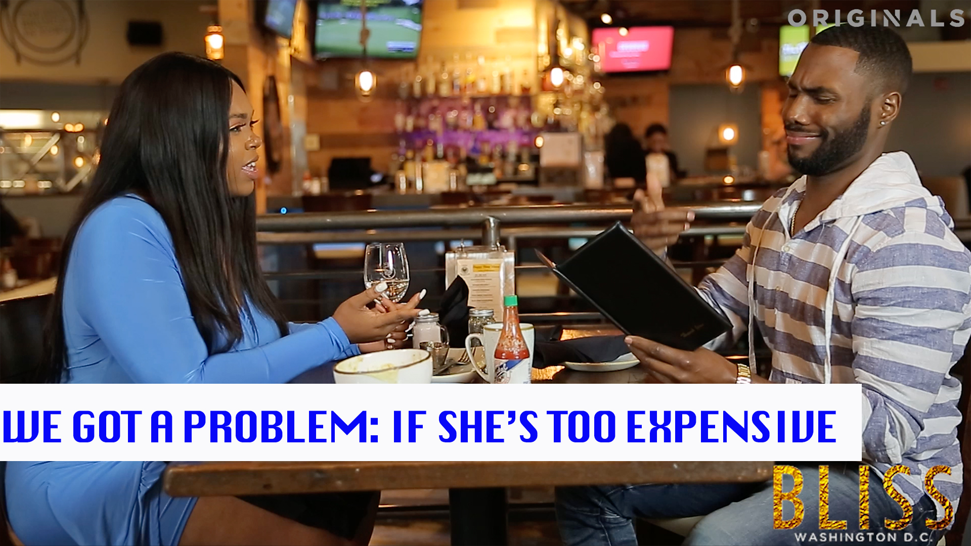 We Got A Problem Episode 15: If She's Too Expensive