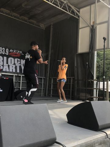 WKYS Block Party - August 11th, THEARC