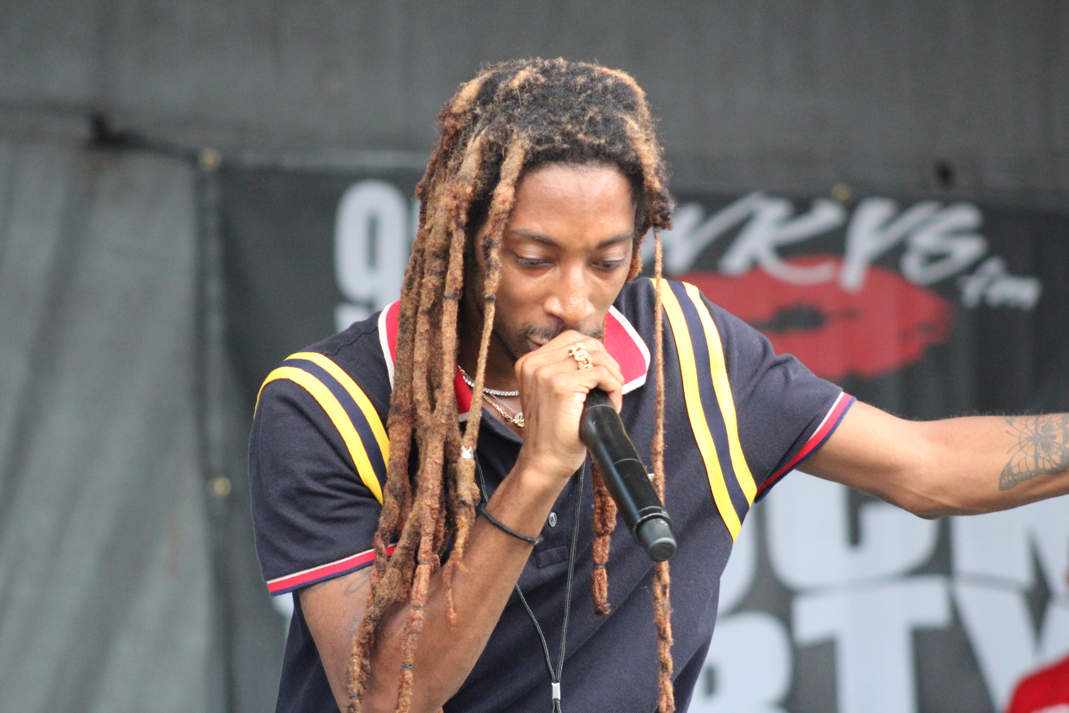 Beau Young Prince At The 93.9 WKYS Black Party