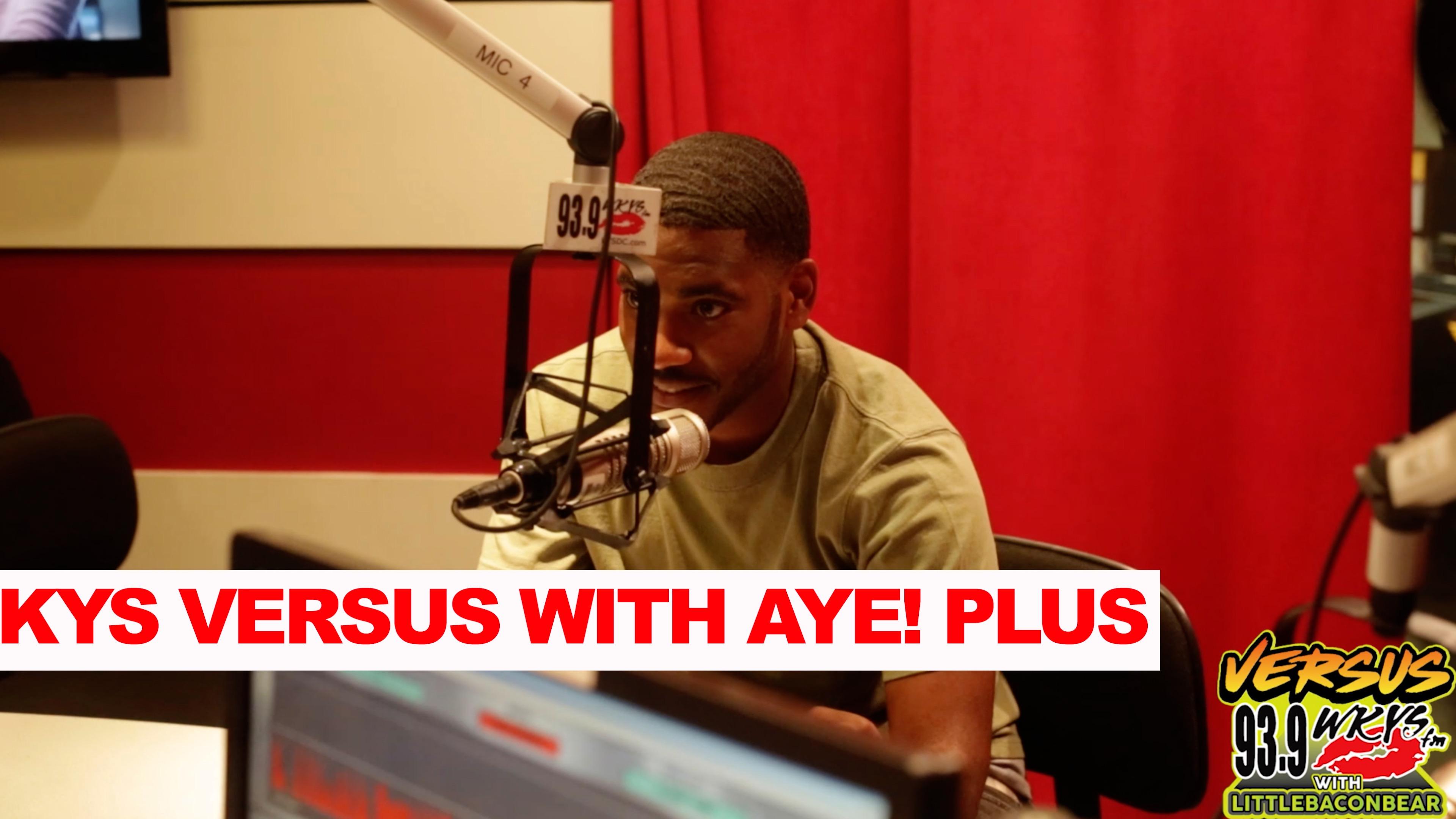#KYSVerses: Aye! Plus
