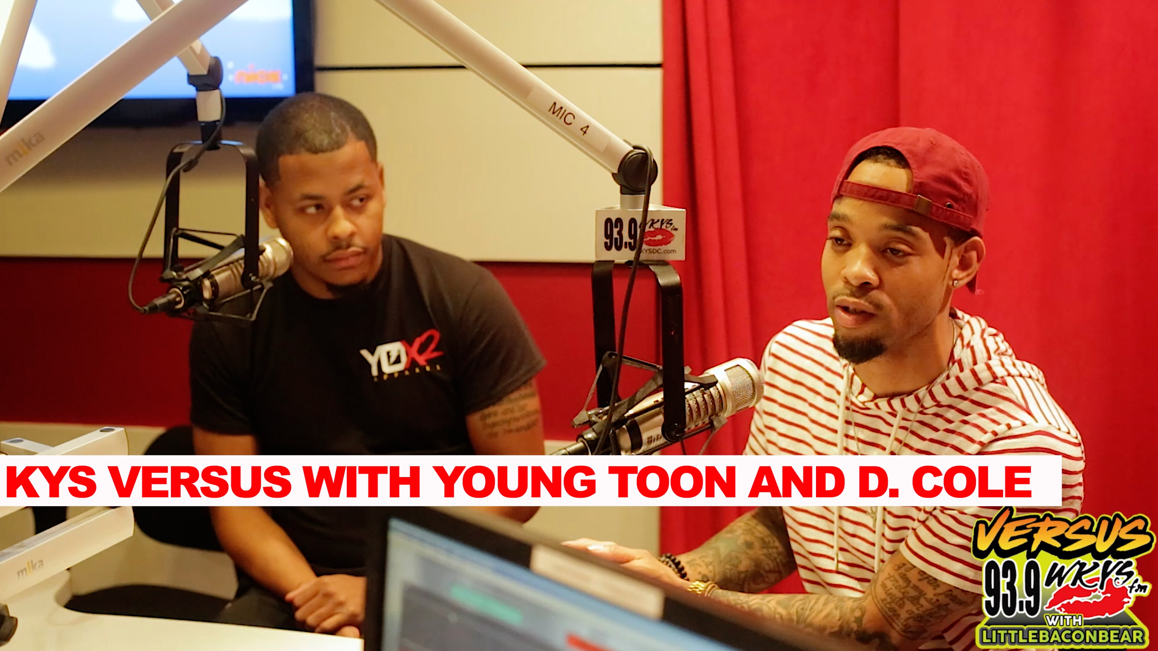 #KYSVersus: Young Toon And D. Cole