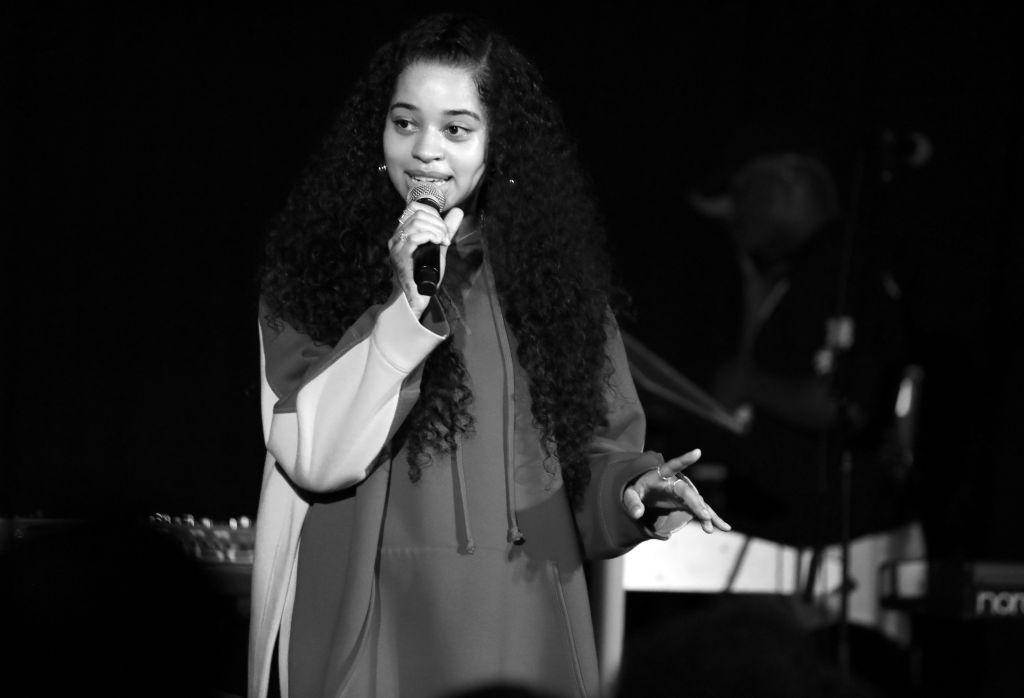 Ella Mai Performs At The Roxy