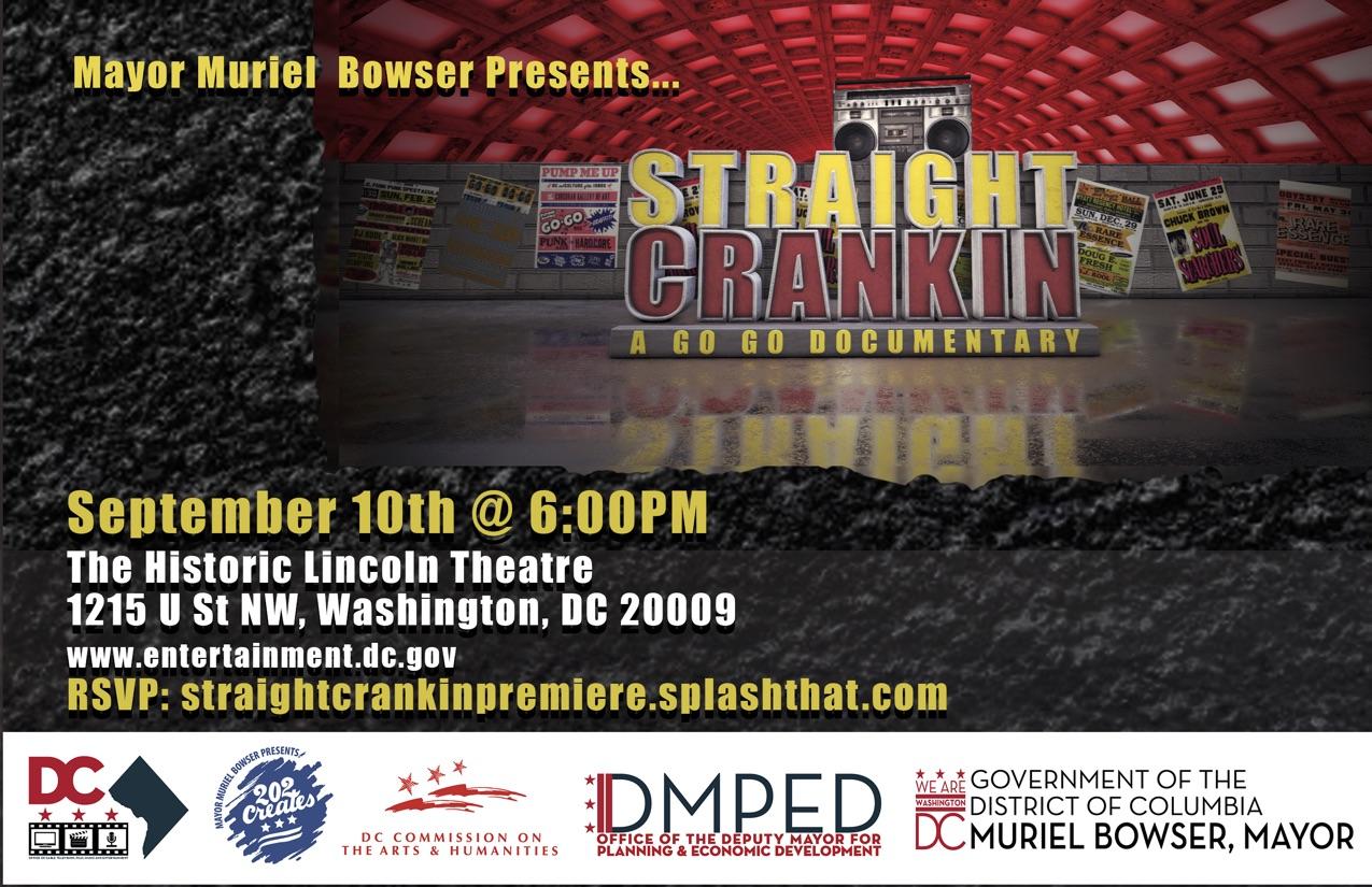 """""""Straight Crankin'"""" A Go-Go Documentary"""