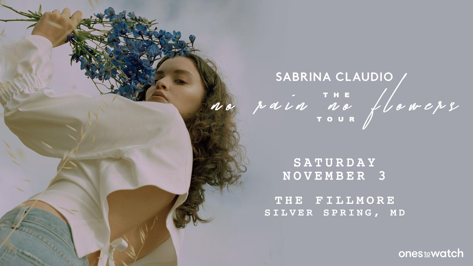 Sabrina Claudio: The No Rain, No Flowers Tour