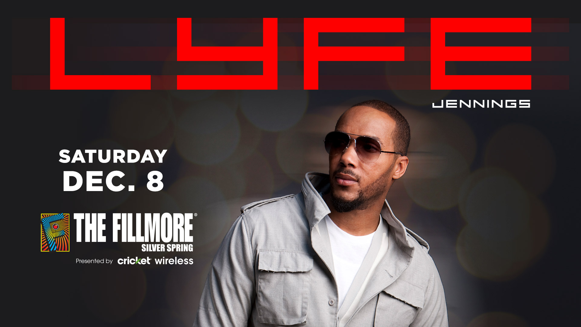 Lyfe Jennings Live At The Fillmore