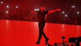Drake Performs In Concert At TD Garden