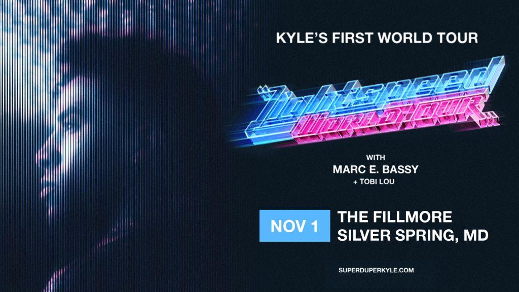 Kyle Lightspeed World Tour