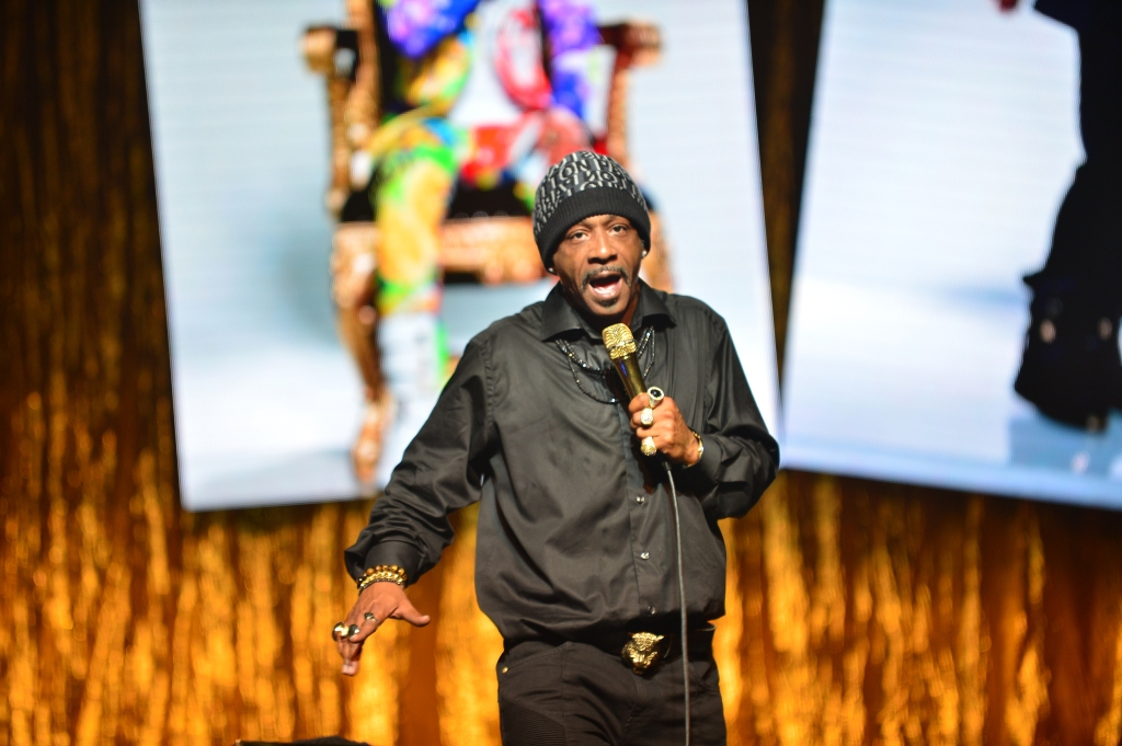 Katt Williams performance at James L Knight Center in Hollywood