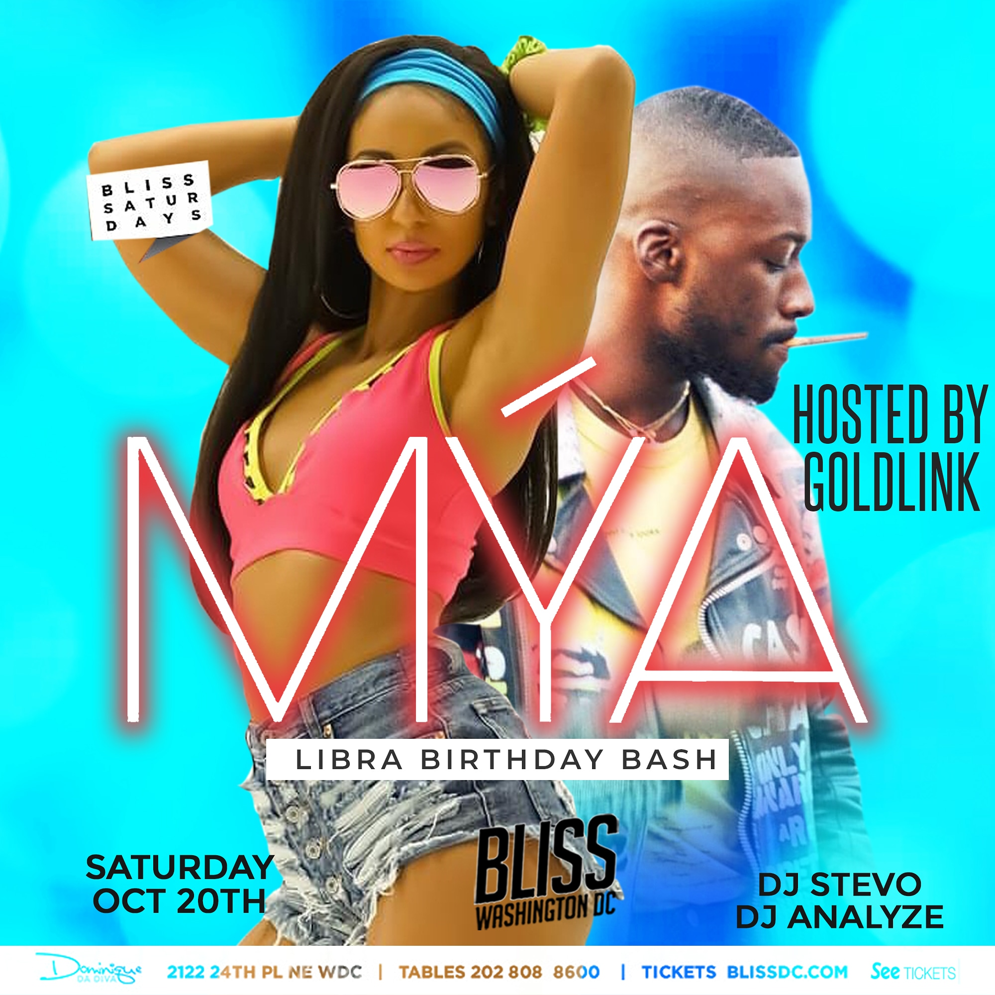 Mya Birthday Bash