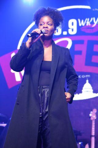 Ari Lennox Live At 93.9 KYS Fest