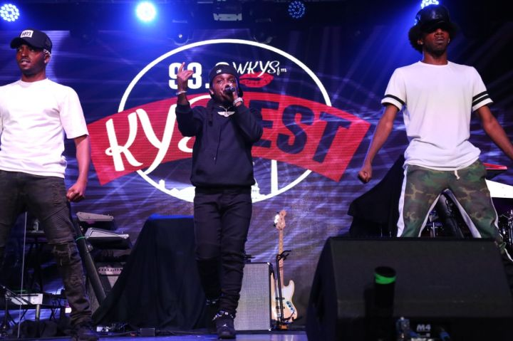 Jacquees At KYS Fest
