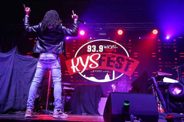 TK Kravitz At KYS Fest