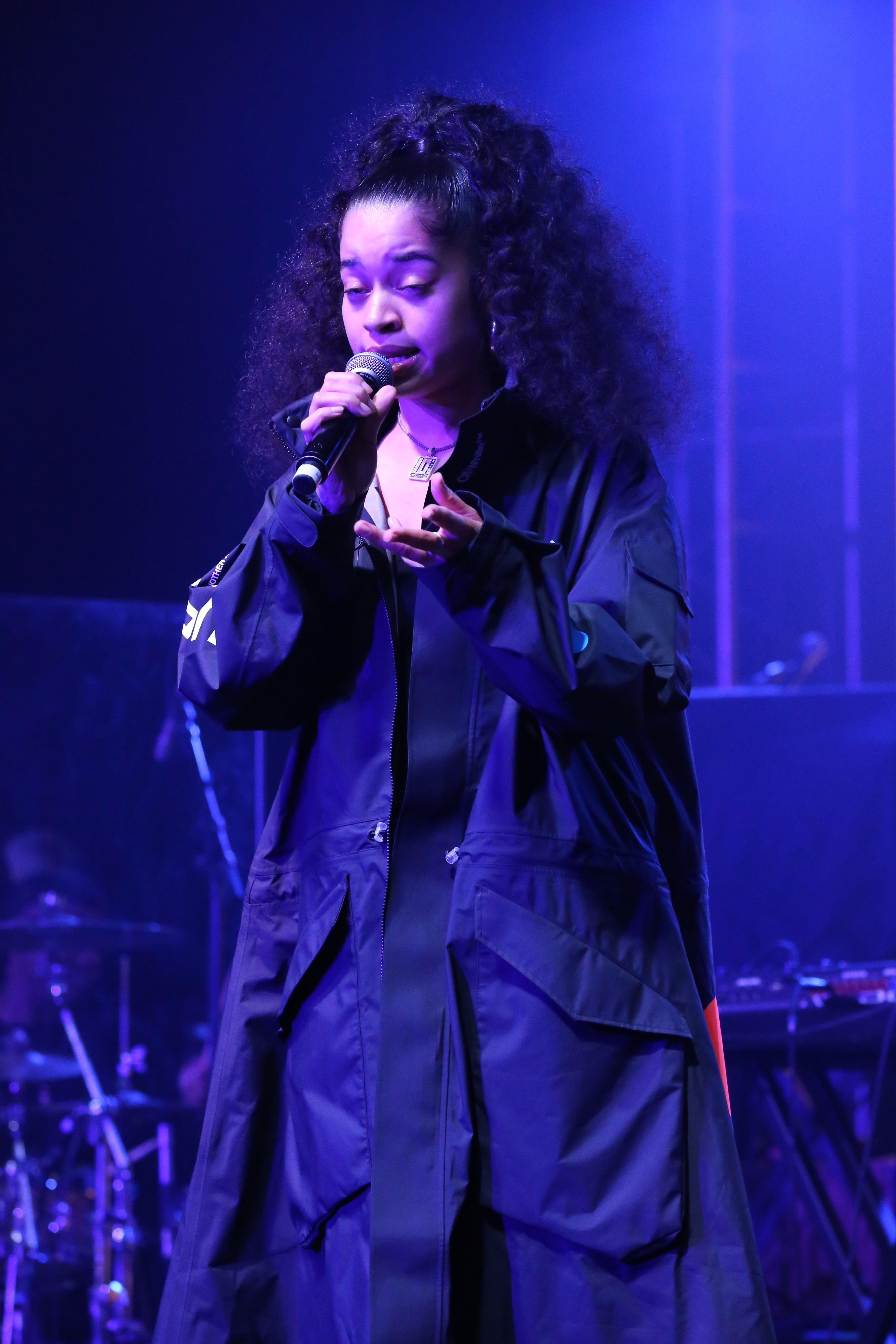 Ella Mai At KYS Fest